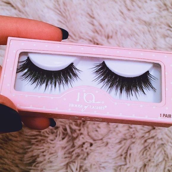 c51e871bbf9 House of Lashes Makeup | Hol Noir Fairy Mini Lashes | Poshmark